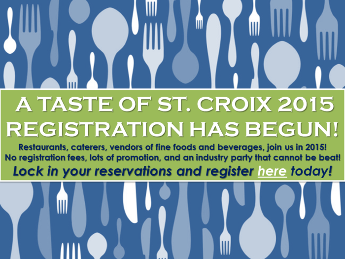 Taste Registration Graphic 2015