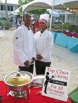 Taste of St. Croix 2009, Divi Carina Bay Resort & Casino, April