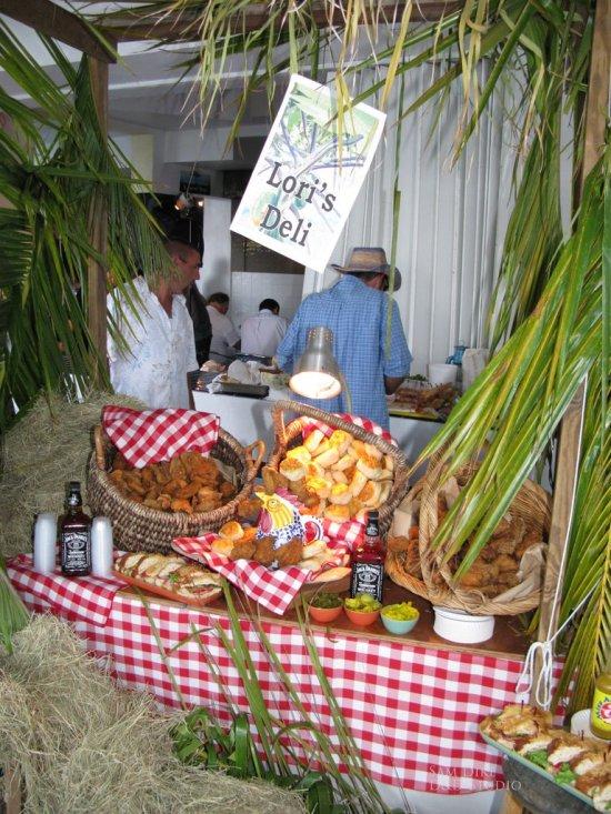Taste of St. Croix 2009, Divi Carina Bay Resort & Casino, April
