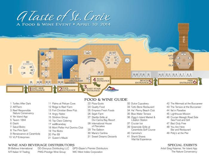 Taste Map 2014