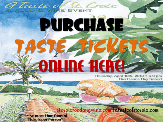 Purchase: Taste Tickets & Other STXFWE Tickets HERE!