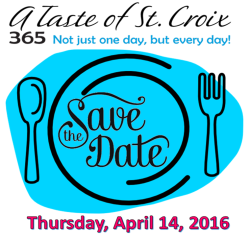 Save the Date - April 14, 2016